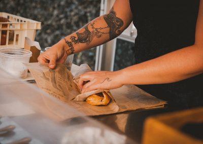 hot dog chez coralie food truck du sud marseille aix en provence toulon avignon street food